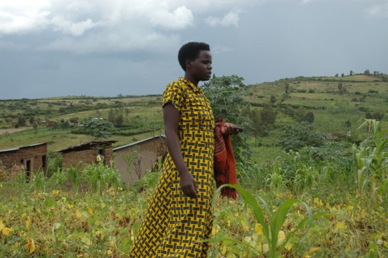 During the course of the Promoting Peace Project, Community Resource Persons worked to settle land disputes in two districts in Rwanda. Gender was often a factor in such disputes. In project surveys, 89% of women reported that land disputes are a big problem, and 1 in 6 women reported having been personally involved in a land dispute within the past 2 years.