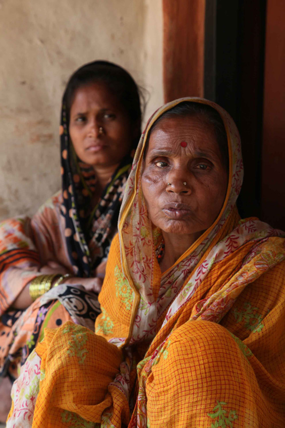 Subha, 55, lives in a small hut with her divorced daughter. Without land she worried about how she and her daughter would survive and stay safe. Now, they both dream of building a better life after getting a land title.