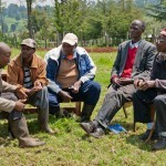 For rural Kenyans, elders are the primary institution for help in resolving disputes.  When there is a dispute, people will seek assistance from elders known for their wisdom and integrity.  Elders will hold a hearing of sorts, listen to each person and witnesses, talk amongst themselves, and make a decision. With formal courts distant, expensive, and time consuming, elders hold the promise of affordable, speedy, and just resolution of disputes.  But throughout Kenya, elders also are known as an all-male institution with entrenched biases against women based on traditional custom. |  Deborah Espinosa